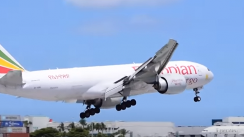 Pilot Loses Control While Landing – Hold On Tight   Frontline Videos