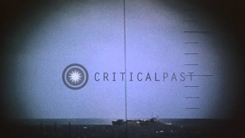 American Submarine Attacks Japanese Freighter | Frontline Videos