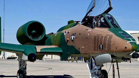 Revealed: The A-10 Warthog Is Preparing For Its Biggest Upgrade | Frontline Videos