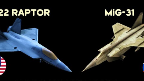 Which is the Best Interceptor Aircraft Today? Is it MiG-31 or F22 Raptor? | Frontline Videos