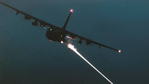 America's New AC-130J Ghostrider Gunship is a Beast | Frontline Videos