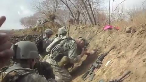 Multiple Dangerous A-10 Warthog Close Calls   Frontline Videos